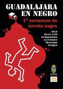 Cuenta atrás para el inicio del I Certamen de novelas Guadalajara en negro