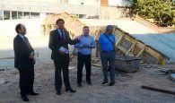 Culminan las obras que permitirán inaugurar el Estadio Municipal de La Fuensanta
