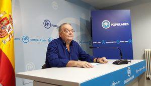 """De las Heras avisa El PP ejercerá en el Senado la mayoría que le dieron las urnas para controlar al Gobierno, """"con convencimiento y rigor"""""""
