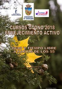 El Ayuntamiento de Guadalajara abre el plazo para los cursos y actividades gratuitas del programa de Envejecimiento Activo