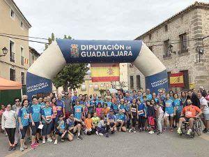 El domingo, 30 de septiembre, Carrera Popular Lago de Pareja