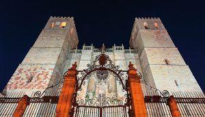 """El Gobierno regional lleva este sábado a la catedral de Sigüenza la obra """"Cisneros. La línea de tiza"""""""