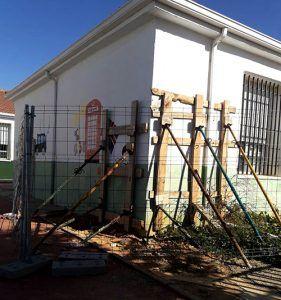 El PP de Cuenca denuncia otro abandono más de la Junta en infraestructuras educativas, el Colegio de Fuente de Pedro Naharro