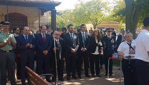 El presidente de la Diputación participa en las fiestas de Azuqueca de Henares