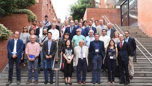 El profesor de la UCLM José Antonio Lozano, miembro del comité asesor de la Asociación de Educación y Formación en Ingeniería Civil Europa