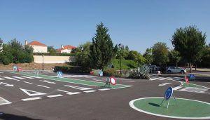 Elogios de la DGT al nuevo Parque de Educación Vial de Cabanillas del Campo