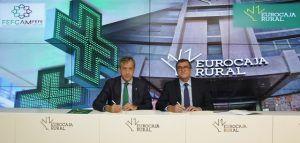 Eurocaja Rural proporciona 100 millones a los empresarios farmacéuticos de CLM para contribuir al desarrollo de su actividad