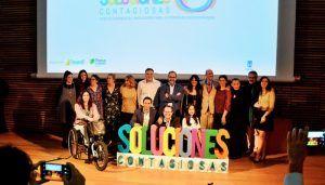 Fundación Eurocaja Rural y Plena Inclusión Madrid organizan la IV edición del 'Foro Soluciones Contagiosas'