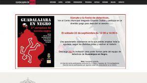 Guadalajara en Negro busca detectives