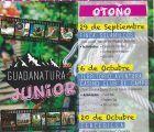 Guadanatura Junior no quiere que te aburras el próximo sábado 29 de septiembre