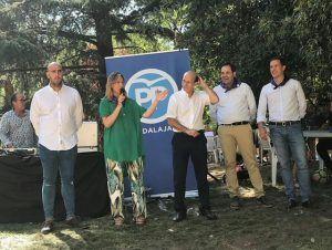 """Guarinos """"El Partido Popular somos todos, y vamos a ganar con un proyecto de unidad y de ilusión"""""""
