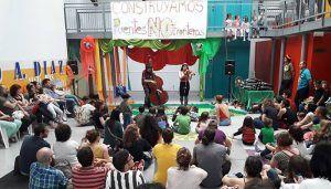 Hall Solidario - Abriendo Fronteras Guadalajara 1