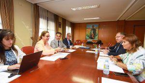 La Comisión Bilateral del Plan de Vivienda 2018-2021 incide en las ayudas al alquiler y la rehabilitación en Castilla-La Mancha