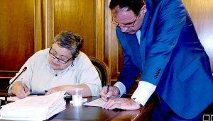 La Diputación acuerda instar a la Junta a la puesta en marcha de las residencias de Beteta, Priego y Cañete