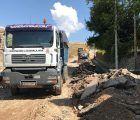 La Diputación de Guadalajara ya trabaja sobre el terreno para restablecer la normalidad en los pueblos afectados por el temporal