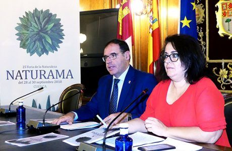 La Feria de la Naturaleza y el Medio Ambiente de Cuenca reúne en su 25ª edición a 74 expositores de 22 provincias españolas