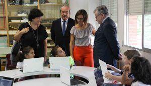 La Junta destaca en Guadalajara la importancia de que el alumnado aprenda lenguas para conseguir una Unión Europea más cohesionada