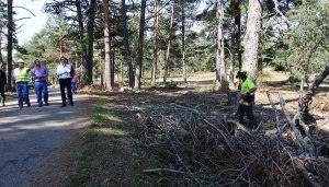 La Junta ha invertido medio millón de euros en las obras de emergencia en caminos de Cuenca tras las nevadas de la primavera