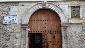 La Máquina Real ofrece sus proyectos de dinamización y difusión del Patrimonio Cultural en el Centro de Mayores San Pedro