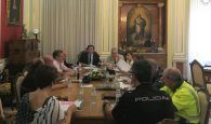 La Policía incrementará en San Mateo los controles de armas, objetos peligrosos, alcoholemia y consumo de drogas