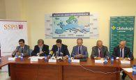 La SSPA informa a las entidades financieras sobre los trabajos para luchar contra la despoblación