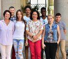 La UCLM imparte clases de español para refugiados, solicitantes de asilo y desplazados asistidos por Cruz Roja