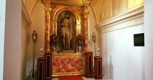 La V. H. del Stmo. Ecce-Homo de San Miguel celebra este fin de semana sus Solemnes Cultos