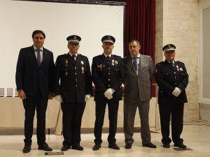 Mariscal reconoce el esfuerzo de la Policía Local y destaca el incremento de presupuesto, medios materiales y personales