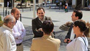 """Núñez """"Con las bases y la gente de nuestros pueblos quiero construir un proyecto ganador que nos lleve a la victoria en las elecciones a la Junta de Castilla-La Mancha"""""""