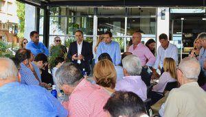 """Núñez """"Me presento a este Congreso para liderar el proyecto de los 919 pueblos de Castilla-La Mancha"""""""