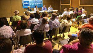 """Núñez """"Quiero dar al PP de Castilla-La Mancha todo el impulso político que Casado ha dado al partido en España"""""""