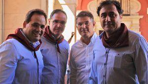 """Núñez asegura desde Cuenca que el PP-CLM tiene que ser un instrumento para mejorar la sociedad y para ello trabajaré con los que están en el terreno"""""""