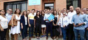 """Núñez entrega 3.679 avales para liderar un proyecto que lleve el mensaje del PP de Castilla-La Mancha a todos los rincones de la región y derrotar a Page y Podemos en las elecciones de mayo"""""""