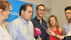 Núñez muestra su condena enérgica a las presiones durante la campaña y apuesta por la libertad del voto para los afiliados