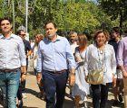 Paco Núñez asegura que si gobierna en CLM lo hará con gente de la tierra que serán los que asuman el poder de decisión en la región