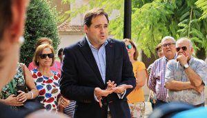 Paco Núñez sustituye a Cospedal como nuevo líder del PP de Castilla-La Mancha sin necesidad de segunda vuelta