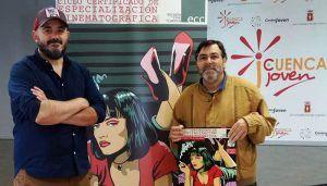 Presentada la V Edición del Ciclo Certificado de Especialización Cinematográfica que tendrá lugar en Cuenca