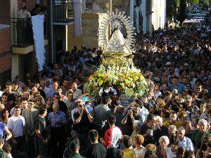 Todo a punto para el inicio del LV Septenario de la subida de la Virgen de Tejeda