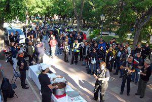 V Ruta Motera de los Ángeles Guardianes  a favor de Nipace, el próximo 22 de septiembre