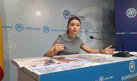 """Valdenebro está convencida de que la """"nefasta"""" gestión económica de la alcaldesa deja bajo mínimos servicios esenciales en Villanueva de la Torre"""