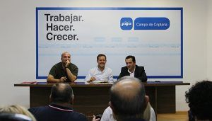 """Velázquez: """"Queremos dar voz a los afiliados para construir juntos un proyecto común para  el Partido popular"""""""