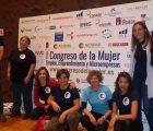 'Sacedón a Cielo Abierto', el Taller de Empleo de la localidad ribereña, participa en el I Congreso de la Mujer, Empleo, Emprendimiento y Microempresas en el Caixaforum de Madrid