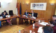 Abraham Sarrión y Jesús Esteban, premiados en Cuenca y Guadalajara por CECAM