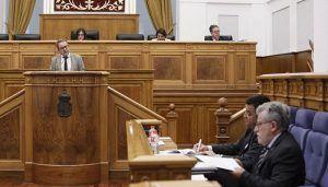 Antonio Martínez acusa a Page de utilizar Geacam como un chiringuito para colocar ex altos cargos socialistas