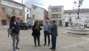 Aranzueque renueva su alumbrado público gracias al Plan de Eficiencia Energética de la Diputación de Guadalajara