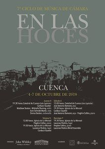 Arranca el VII Ciclo de Música de Cámara 'En las hoces' en la Catedral de Cuenca