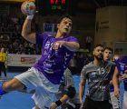 Balonmano Guadalajara y Liberbank Ciudad Encantada de Cuenca empatan un partido lleno de fuerza, alternativas y mucha emoción