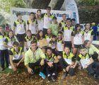 Broche de oro para el Club Piragüismo Cuenca con Carácter en el I Trofeo Puente Romano, en Guadalajara