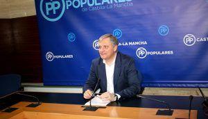 """Cañizares """"Paco Núñez es la alternativa real de cambio que necesita esta tierra para sacar al Gobierno de Page y Podemos"""""""