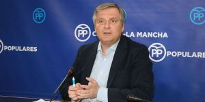 Cañizares exige a Page que deje de ser el lacayo de Pedro Sánchez y presente de una vez los Presupuestos Regionales